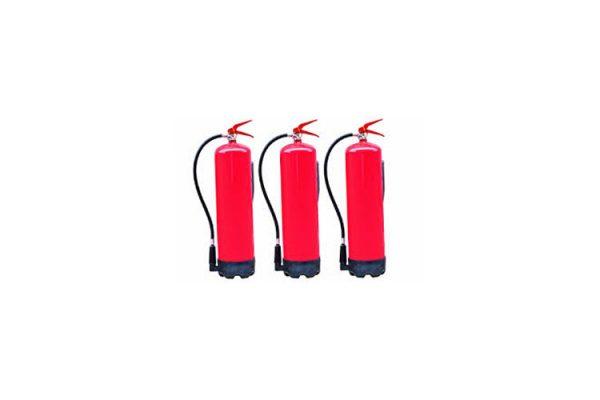6 Kg Halokarbon Yangın Söndürme Cihazı