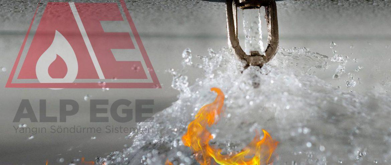 alp ege yangın söndürme sistemleri