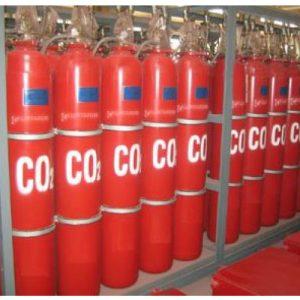 Karbondioksit(CO2) Otomatik Söndürme Sistemi
